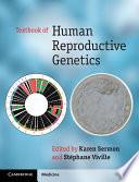 Textbook of Human Reproductive Genetics Book