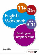 Reading and Comprehension Workbook Age 9-11