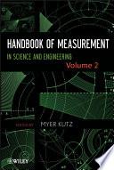 Handbook of Measurement in Science and Engineering