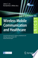 Wireless Mobile Communication And Healthcare Book PDF