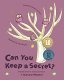 Pdf Can You Keep A Secret? 1: Nursery Rhymes Telecharger