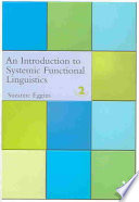 """Introduction to Systemic Functional Linguistics: 2nd Edition"" by Suzanne Eggins"