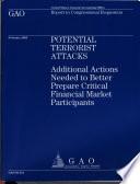 Potential Terrorist Attacks Book