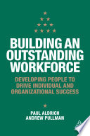Building an Outstanding Workforce