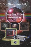 Deep-Sky Video Astronomy Pdf/ePub eBook