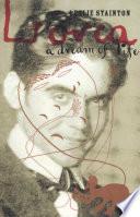 Lorca   a Dream of Life Book