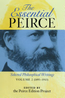 The Essential Peirce Pdf/ePub eBook
