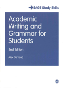 Cover of Academic Writing and Grammar for Students
