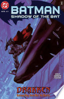 Batman  Shadow of the Bat  1992    72 Book