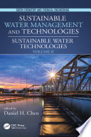 Sustainable Water Technologies Book