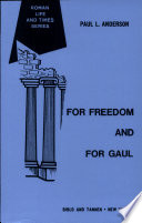 For Freedom and for Gaul
