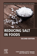 Reducing Salt in Foods Pdf/ePub eBook