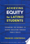 Achieving Equity For Latino Students