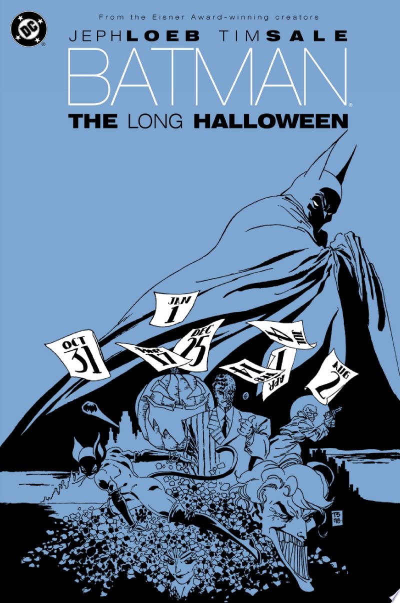 Batman: The Long Halloween image
