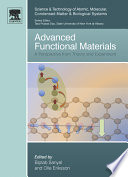 Advanced Functional Materials