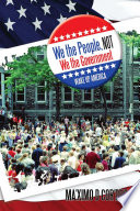We the People  Not We the Government Book