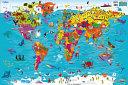 Collins Children s World Map