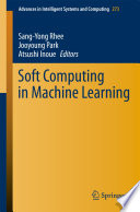 Soft Computing in Machine Learning Book