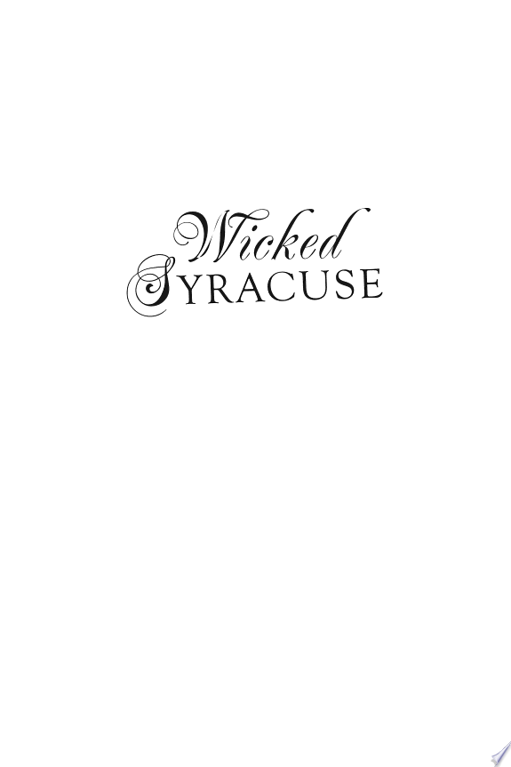 Wicked Syracuse