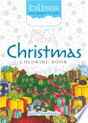 BLISS Christmas Coloring Book