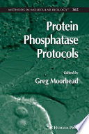 Protein Phosphatase Protocols