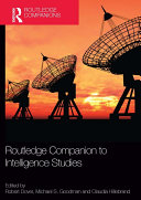 Pdf Routledge Companion to Intelligence Studies Telecharger