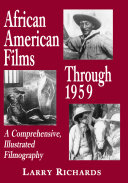 African American Films Through 1959