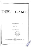 The Lamp  ed  by T E  Bradley