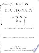 Dictionary of London