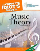 The Complete Idiot S Guide To Music Theory