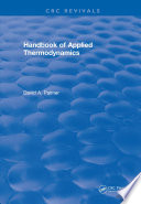 CRC Handbook of Applied Thermodynamics