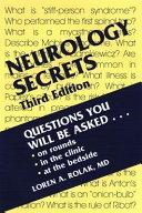 Neurology Secrets Book PDF