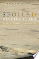 Spoiled Distinctions