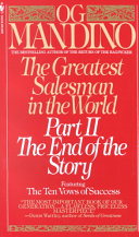 Greatest Salesman in the World Book