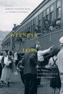 Witness to Loss Pdf/ePub eBook
