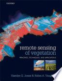 Remote Sensing of Vegetation
