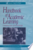Handbook of Academic Learning