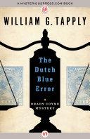 The Dutch Blue Error