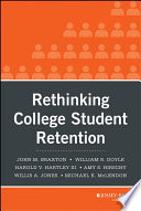 Rethinking College Student Retention