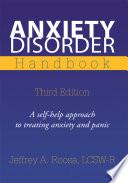 Anxiety Disorder Handbook