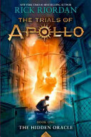 The Trials of Apollo Book One The Hidden Oracle Rick Riordan Cover