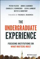 The Undergraduate Experience