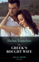The Greek's Bought Wife (Mills & Boon Modern) (Wedlocked!, Book 52)