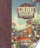 American Experiences