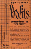 How to Make Profits Trading in Commodities
