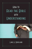 How to Read the Bible with Understanding Book