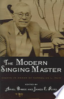 The Modern Singing Master