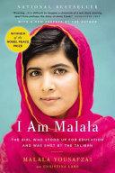 I am Malala banner backdrop