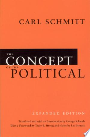 The+Concept+of+the+Political