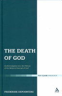 The Death of God Book PDF